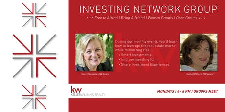 Investing Networking Group tickets