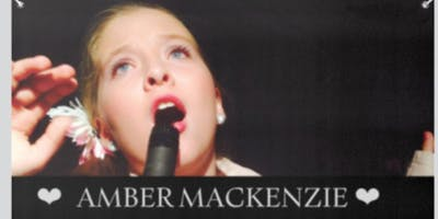 "Amber Mackenzie's ""Because I Can"" World Music TOUR in Orlando, FL"