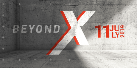 Beyond X - Designing the Future tickets