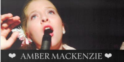 "Amber Mackenzie's ""Because I Can"" World Music TOUR in Tybee Island, GA"
