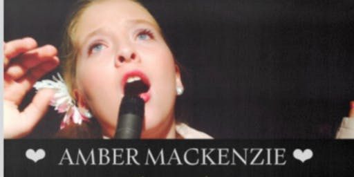 "Amber Mackenzie's ""Because I Can"" World Music TOUR in Myrtle Beach, SC"