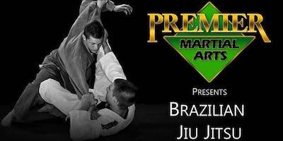 FREE Beginner Adult Brazilian Jiu-Jitsu Workshop