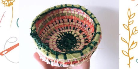 Basket Weaving Workshop tickets