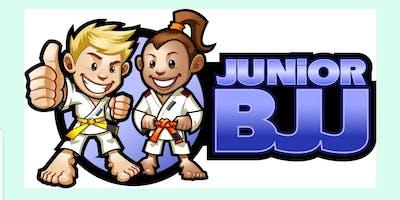 FREE Kids Jiu-Jitsu Workshop