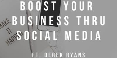 Boost Your Business Thru Social Media