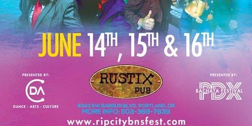 Rip City Bachata & Salsa Fest