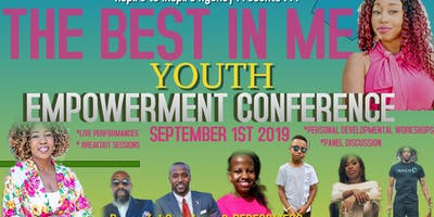 The Best In Me Youth Empowerment Conference 2019