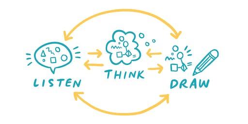 Listen - Think - Draw: Graphic Recording 101