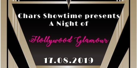 Chars Showtime Presents: A Night of Hollywood Glamour tickets