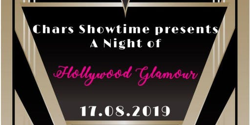 Chars Showtime Presents: A Night of Hollywood Glamour