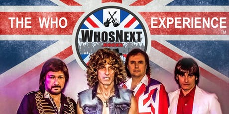 The Who Experience tickets