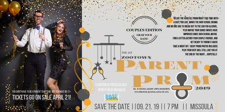 ZooTown Parent Prom: Fall Ball 2019 tickets