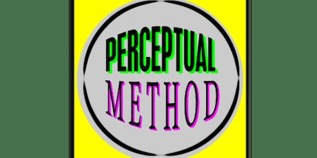 Perceptual Method tickets