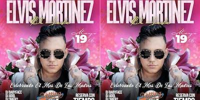 Elvis Martinez en Vivo Celebrando El Mes de las Madres