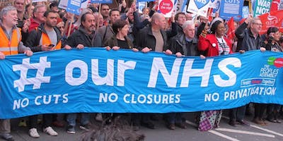Our NHS :-  What is at Risk? What We Can Do!