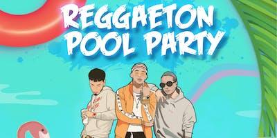 Real Ignorant Presents: Reggaeton Pool Party
