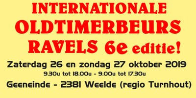 Internationale Oldtimerbeurs Ravels