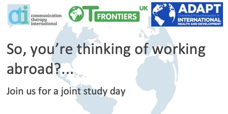 So, you're thinking of working abroad? tickets