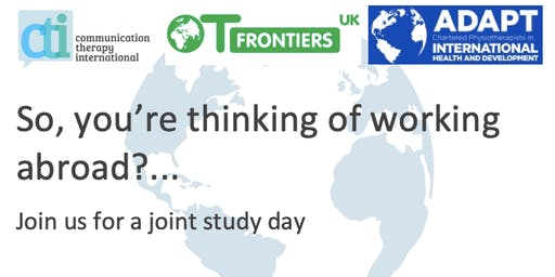 So, you're thinking of working abroad?
