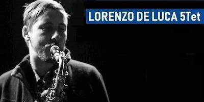LORENZO DE LUCA 5Tet ad OLive Jazz Fest