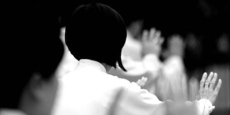 Qigong & Self-Shiatsu Class tickets