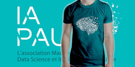 IAPau L'événement Machine Learning Data Science & Intelligence Artificielle billets