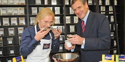 Jochen Spethmann / CEO Meßmer Tea: The wonderful world of Tea