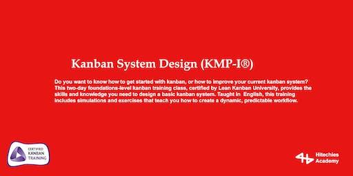 Kanban System Design (KMP-I®)