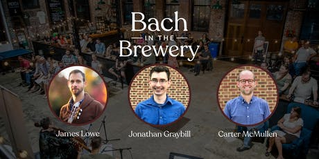Bach in the Brewery - Piano tickets