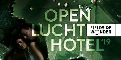 OpenluchtHotel aan de RIJN 20 juni - Silentium Burcht