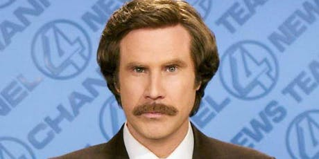 Eatfilm presents Anchorman tickets