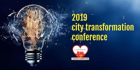 2019  City Transformation Conference tickets