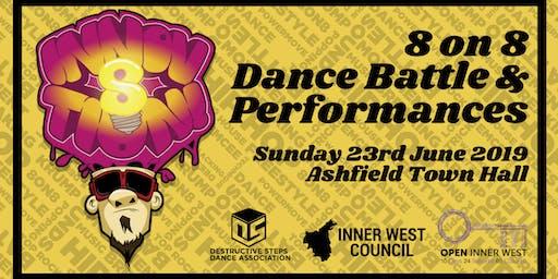 Innov8tion - Invitational 8v8 Dance Crew Battle