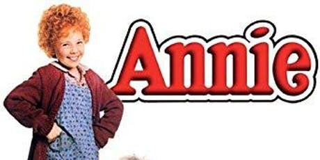 Eatfilm presents Annie tickets