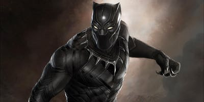 Eatfilm presents Black Panther