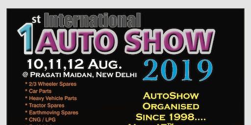 International Auto Show 2019