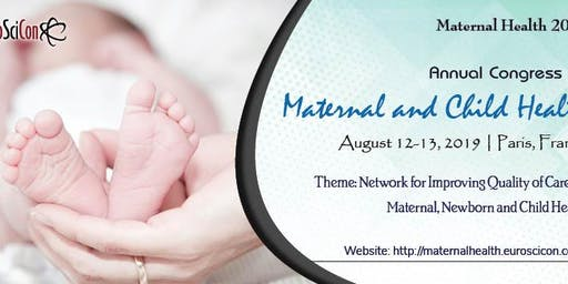 Annual congress on Maternal and Child Health