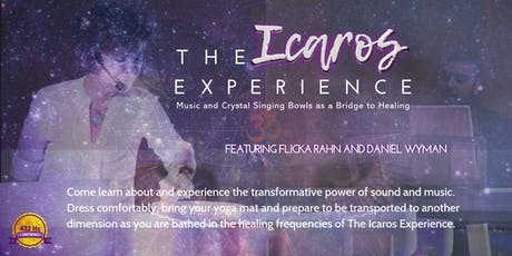 The Icaros Experience tickets