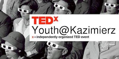 TEDx Youth@Kazimierz - Today & Tomorrow