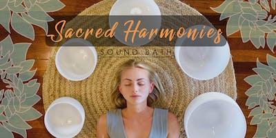 Sacred Harmonies: Sound Bath