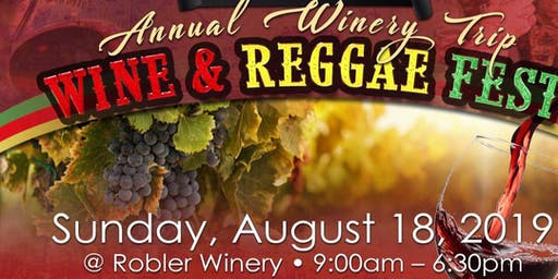 Wine and Reggae Fest