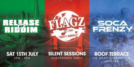 Soca On De Roof : Silent Sessions tickets