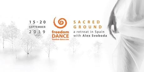 Sacred Ground: a retreat with Alex Svoboda entradas