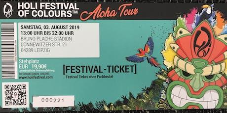 Holi Festival of Colours tickets