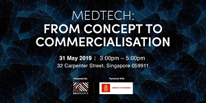 MedTech: From Concept to Commercialisation