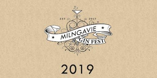 Milngavie Gin Festival 2019