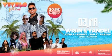 Vívelo Festival en Barcelona tickets