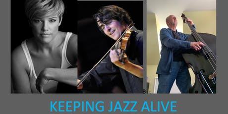 KEEPING JAZZ ALIVE tickets