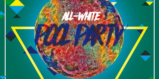 OUT40 All-White Pool Party