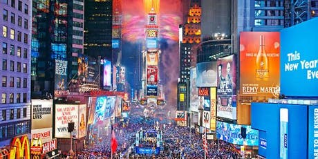 New Year's Eve Party LIVE in New York tickets